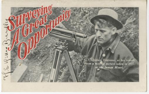 1917 - Port Orford Harbor Surveying Pamphlet