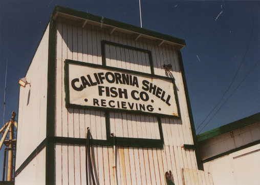1989 California Shell Fish Co Recieving