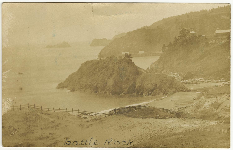 Battle Rock 1908