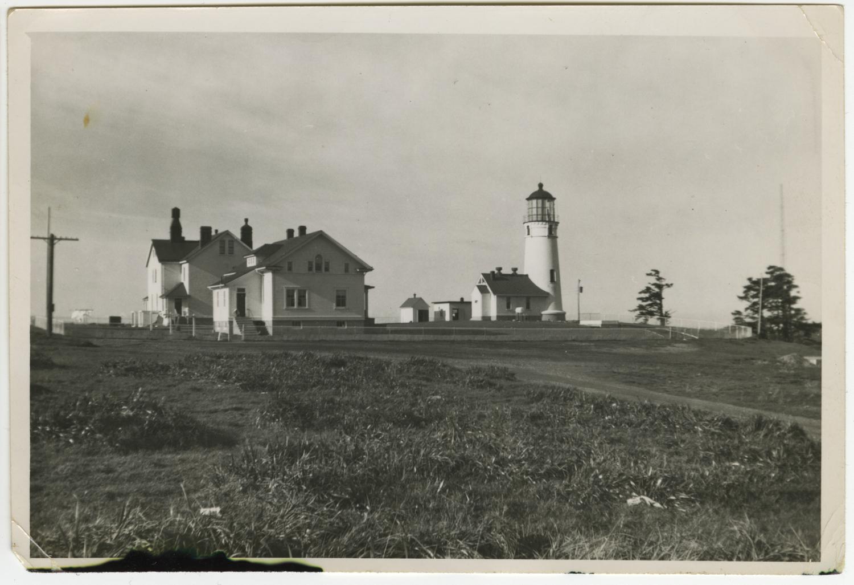 Cape Blanco Lighthouse - 1951