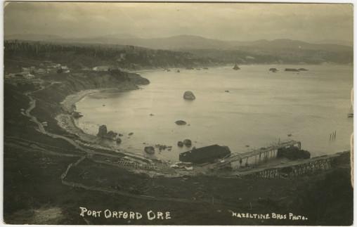 Port Orford Ore - Port - Hazeltine