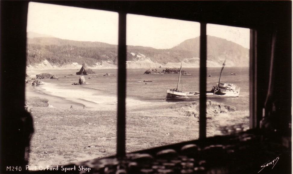 Maritime Shipwreck SS Cottoneva - Sawyers Collection