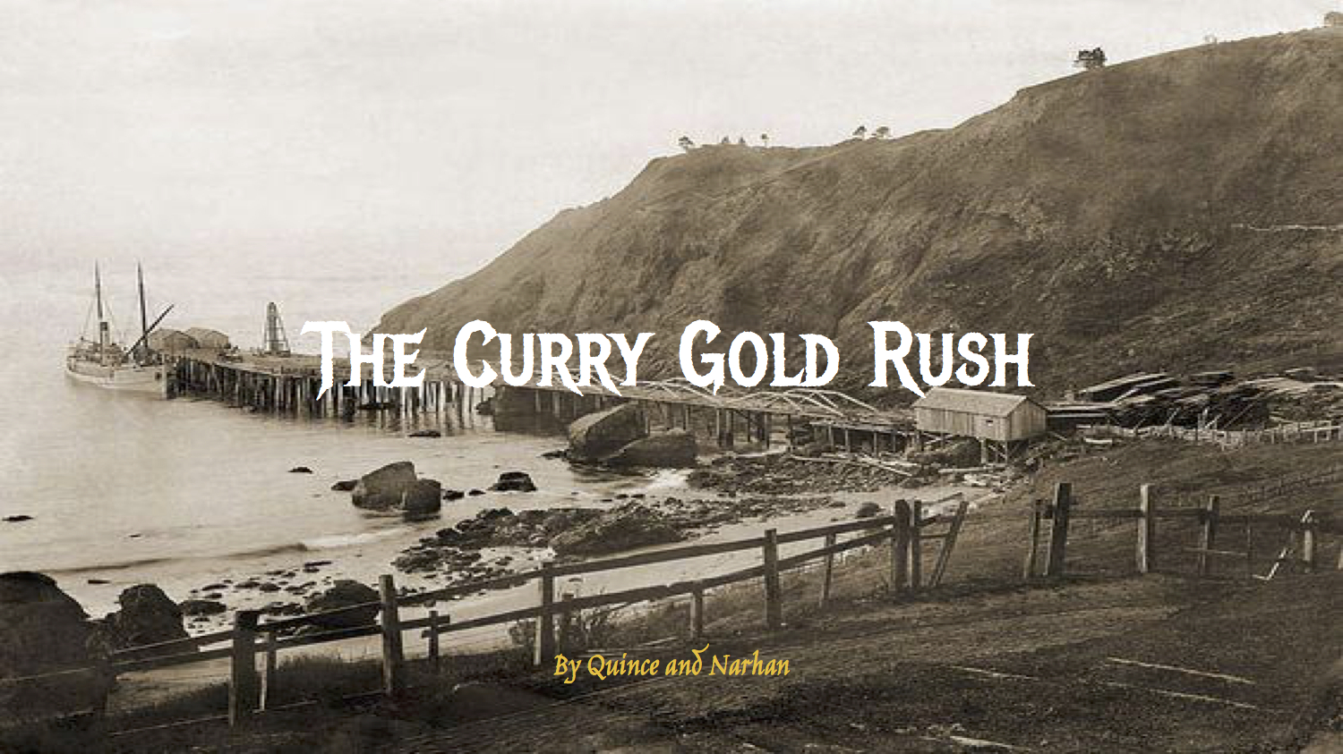 The Curry County Gold Rush
