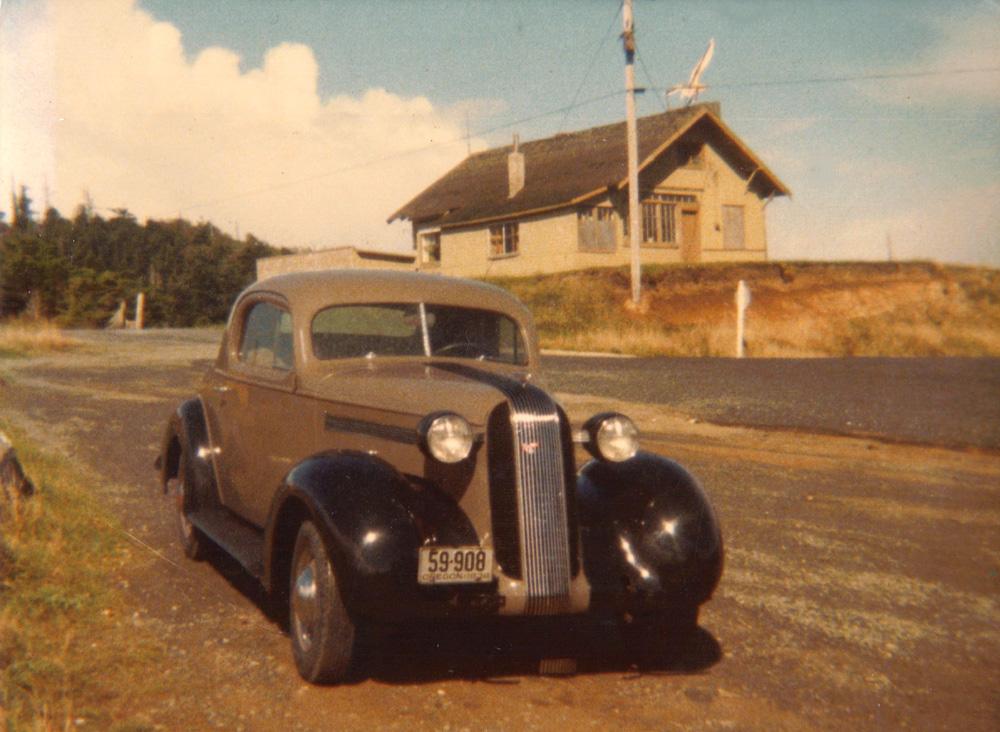 Pontiac at Marsh House
