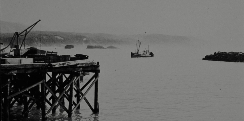 FV Amak - Port of Port Orford c1970