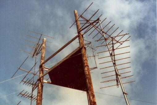 Port Orford Antennas 1982